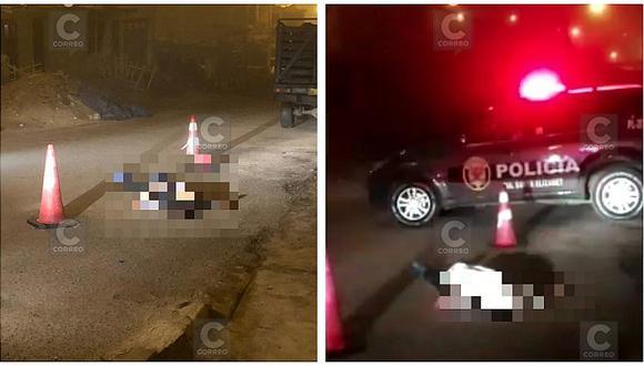 Hombre muere baleado pese a que intentó esconderse de presuntos delincuentes (FOTOS)