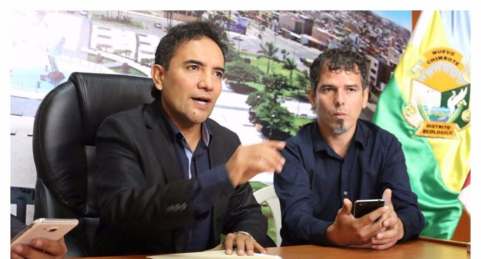 Nuevo Chimbote: Presentan novedosa aplicación gratuita para sismos y otros desastres naturales