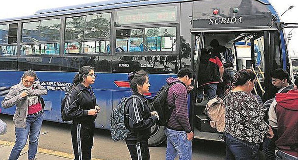 Corredor Tacna-Garcilaso espera transportar 100 mil usuarios diarios