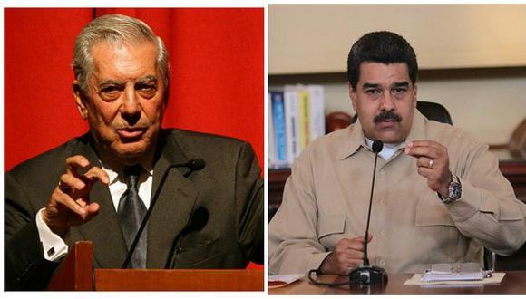 """Vargas Llosa sobre la crisis en Venezuela: """"Yo creo que el final está cerca"""""""