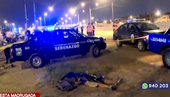 Policía (Foto: Captura: Latina)