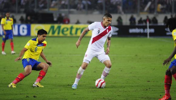 Perú vs Ecuador se enfrentarán este martes 8 de junio por una nueva fecha de las eliminatorias rumbo a Qatar 2022. (Foto: GEC)