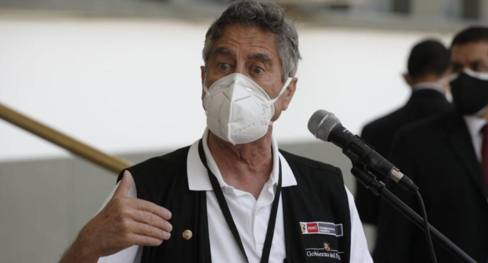 """Francisco Sagasti sobre contrato cancelado con la UNI: """"Fue una apuesta por la industria nacional que no salió correctamente"""""""