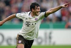 Claudio Pizarro luce orgulloso la bandera peruana en saludo de Bayern Múnich