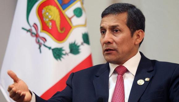 Ollanta Humala aun no viaja a la Antártida debido al mal tiempo