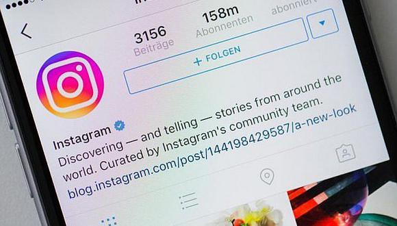 Instagram registra caída en varios países del mundo