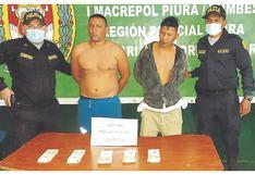A prisión por asaltar a comerciante de productos hidrobiológicos en Piura