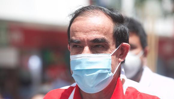 El excandidato presidencial Yonhy Lescano descartó que vaya a postular a la Alcaldía de Lima. (Foto: Archivo GEC)