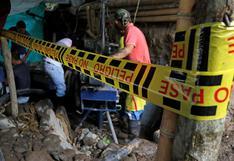 Colombia: tras 24 días rescatan cuerpos de 11 mineros atrapados en socavón