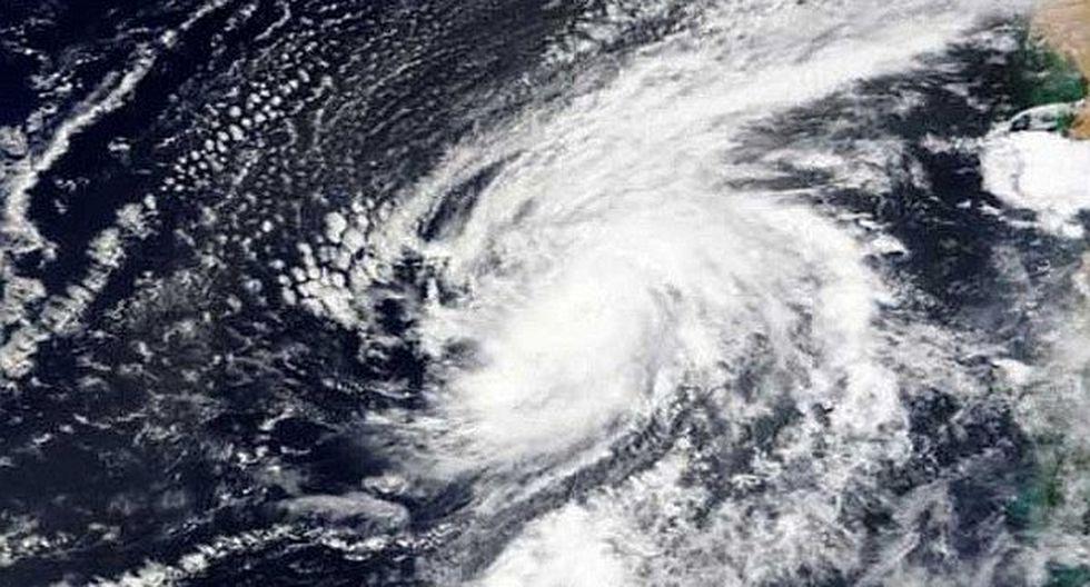 EEUU: Se forma la tormenta tropical 'Fiona' en el Atlántico