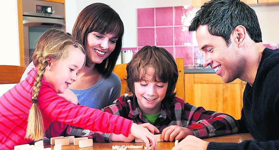 ¿Por qué es importante usar juegos de mesa con los niños en casa?