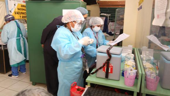 Médicos en alerta por cepa brasileña del coronavirus|Foto: Leonardo Cuito