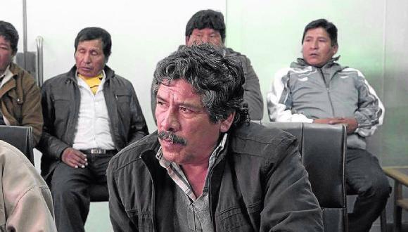 Puno: dirigentes de Valle de Tambo se reúnen con alcalde Flores