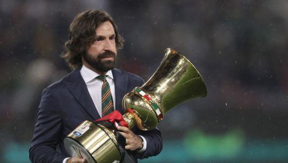 Pirlo ha sido campeón de la Champions League en dos oportunidades. (Foto: AFP)