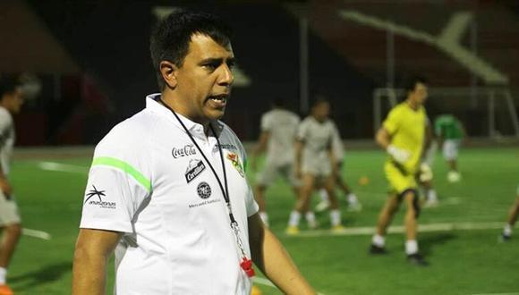 César Farías es entrenador de Bolivia desde mediados del 2018. (Foto: Agencias)