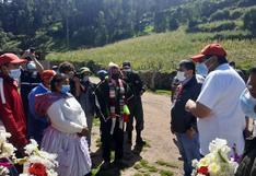 Productores de Ayacucho piden promover ganadería y agricultura