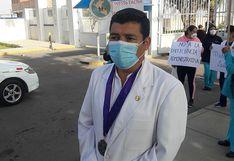 Colegio Médico advierte colapso de hospitales de Tacna en el corto plazo