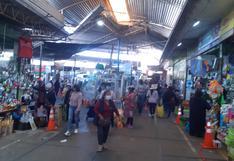 Mercado Grau de Tacna en riesgo de ser cerrado al detectarse 51 casos positivos de la COVID-19