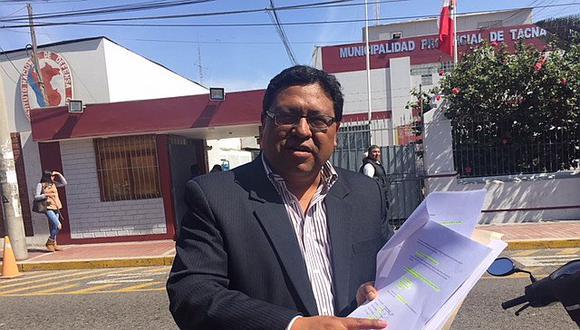 """Gobierno Regional de Tacna solo obtendrá el 3% de la subasta del terreno del """"Fundo Chololo"""""""