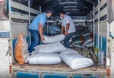 Damnificados por inundaciones en Huánuco recibieron 3 toneladas de ayuda humanitaria