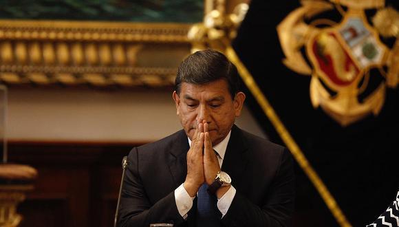 Ministro del Interior responde por caso Alan García  ante el Congreso (VIDEO)