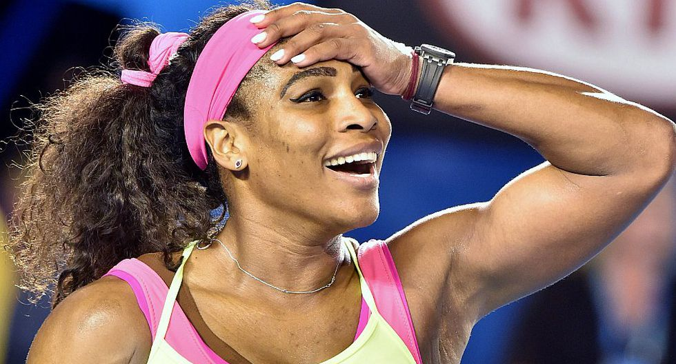 Serena Williams se intoxica al probar la comida de su perro (VIDEO)