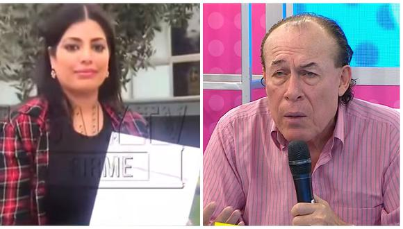"""Clara Seminara formalizó denuncia contra 'Yuca': """"Me tocó, por qué quieren disfrazar los hechos"""" (VIDEO)"""