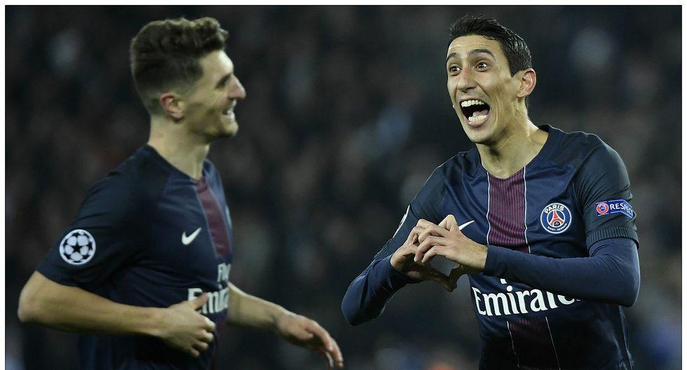 Champions League: PSG goleó 4-0 al Barcelona en octavos de final