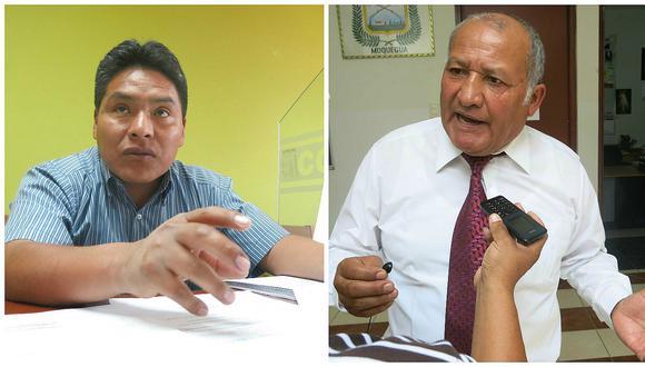 """Consejero califica de """"decepcionante"""" y """"falta de voluntad"""" trabajo del GRM en la carretera a Omate"""