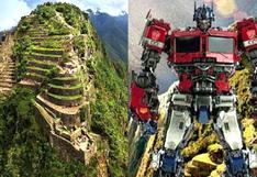 En octubre se filmarán escenas de Transformers en parque arqueológico Sacsayhuamán y la ciudad de Cusco