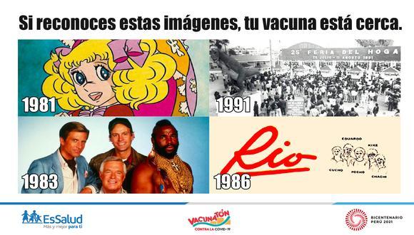 Este fin de semana se llevará a cabo la segunda vacunatón en Lima y Callao. Serán 36 horas seguidas de inmunización contra el COVID-19. (Foto: EsSalud)