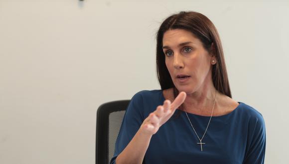 Carolina Lizárraga fue retirada de la Comisión Especial que elegirá a los nuevos magistrados del TC. (Foto: Juan Ponce Valenzuela / GEC)