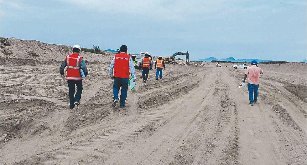 Empresa debe pagar S/ 1.5 mllns. por retraso en obra de descolmatación de río Casma