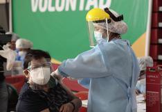 Perú ocupa el cuarto lugar entre los países andinos que vacunan más rápido contra la COVID-19