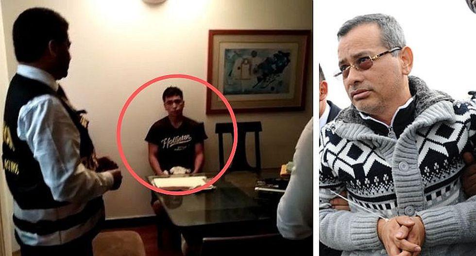 Rodolfo Orellana: Su hijo fue detenido por tráfico ilícito de drogas (VIDEO y FOTOS)