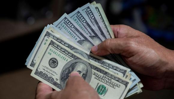 El tipo de cambio del dólar en el país pasó los S/ 3.60. (Foto: EFE)