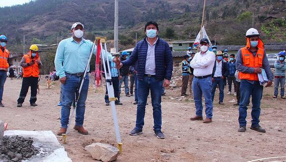 Mejoran caminos vecinales en el distrito de Usquil