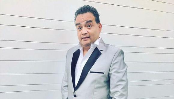 Jorge Benavides contó que una persona que trabajaba con él en un programa cómico le decía que 'no le salían las voces'. (Foto: Instagram)