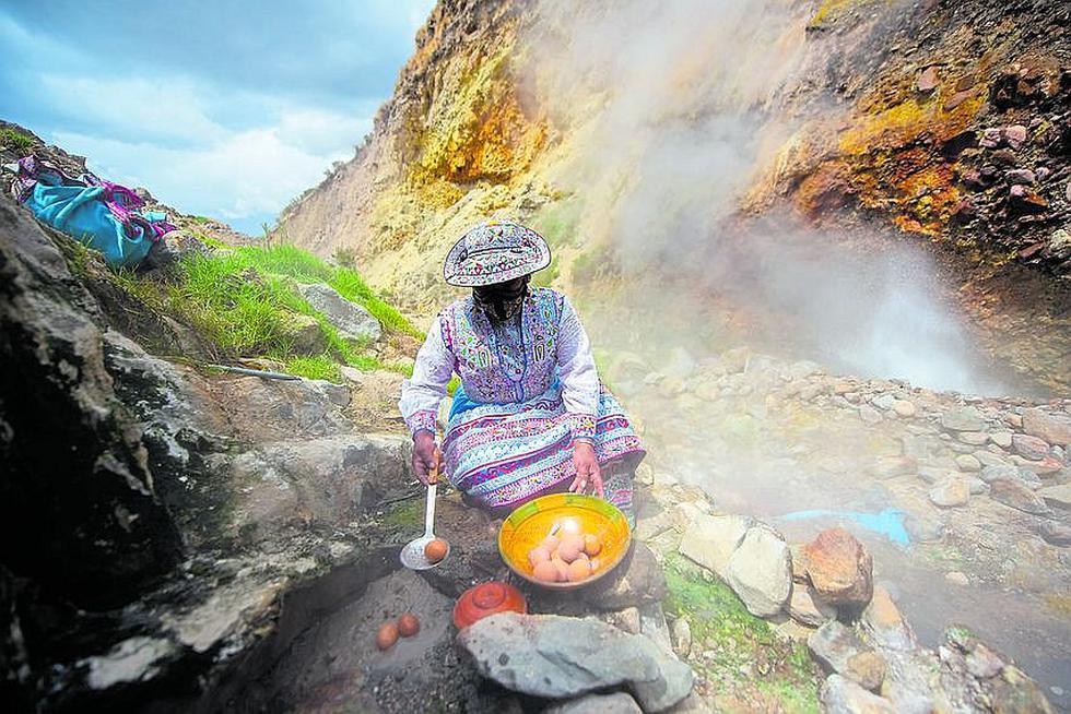 Arequipa: Un tesoro turístico ubicado en Pinchollo(FOTOS)