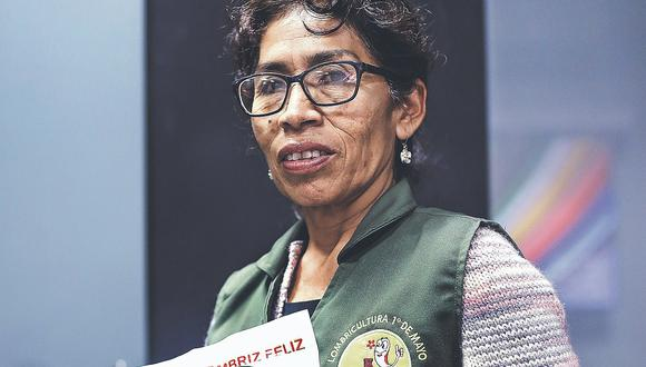"""María Nieto: """"La basura nos generó una idea de negocio"""""""