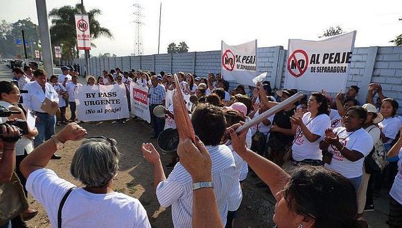 La Molina: Inician recolección de firmas para exigir eliminación del peaje