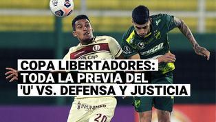 Universitario vs. Defensa y Justicia: la previa del encuentro por la cuarta jornada de la Copa Libertadores