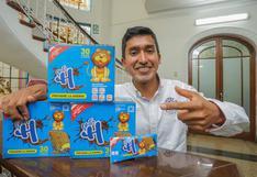 Julio Garay llevará sus galletas contra la anemia a países centroamericanos