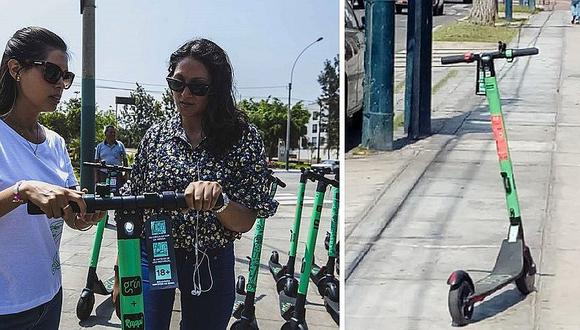 San Borja: municipio prepara norma y capacita a vecinos ante próximo ingreso de scooters eléctricos
