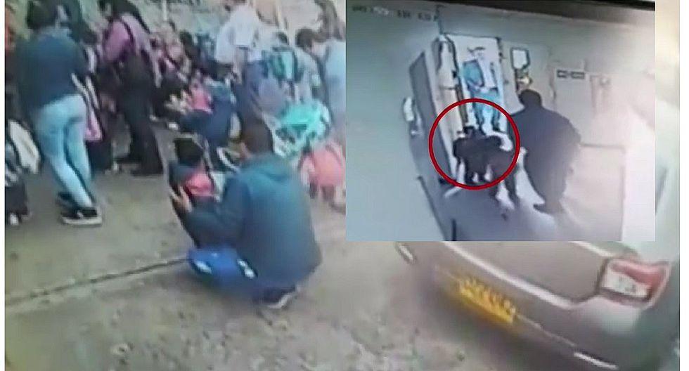 Sacan de Kinder a niño de 2 años por llegar tarde, pero su padre ya no estaba (VIDEO)