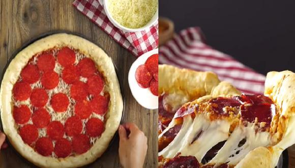 Atrévete a preparar una pizza en tu casa