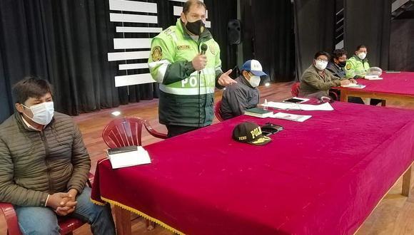 Proponen cuarentena obligatoria en toda la región de Puno