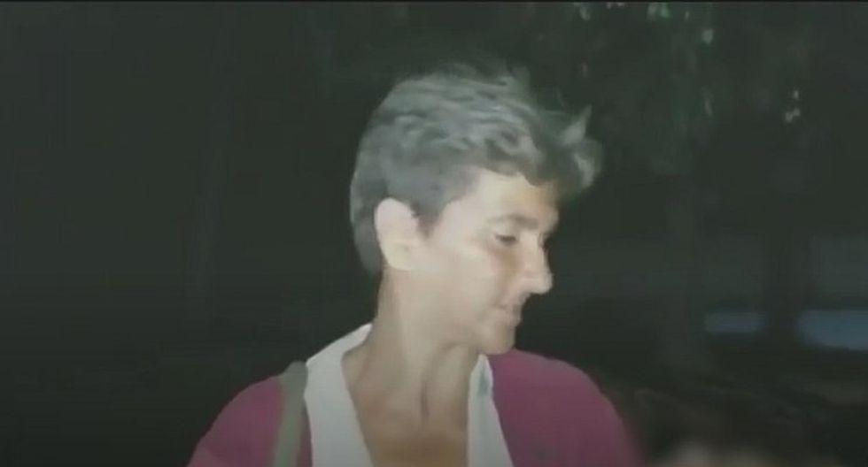 Mujer carga a su hija muerta porque no la aceptaban en ningún hospital de Venezuela (VIDEO)