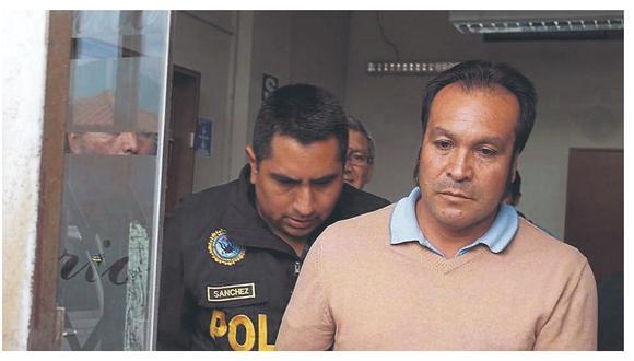Félix Chávez Alfaro es acusado de recibir S/ 5 mil de coima de empresario a cambio de que ordene pago de deuda por servicios.