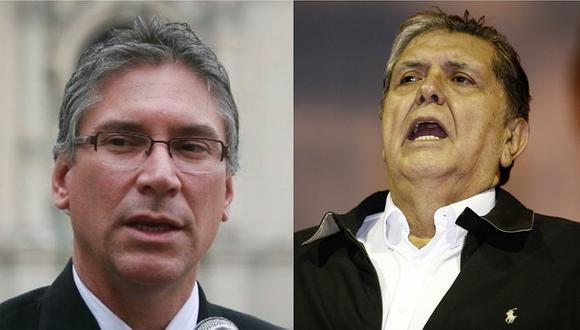 """Aurelio Pastor sobre Alan García: """"La historia le tendrá un lugar especial en nuestro país"""""""